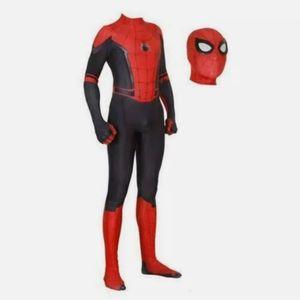 New Kids Spiderman Costume